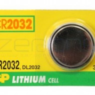 GP Lithium CR2032 5BP